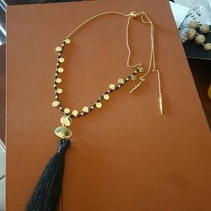 Gorjana disc necklace
